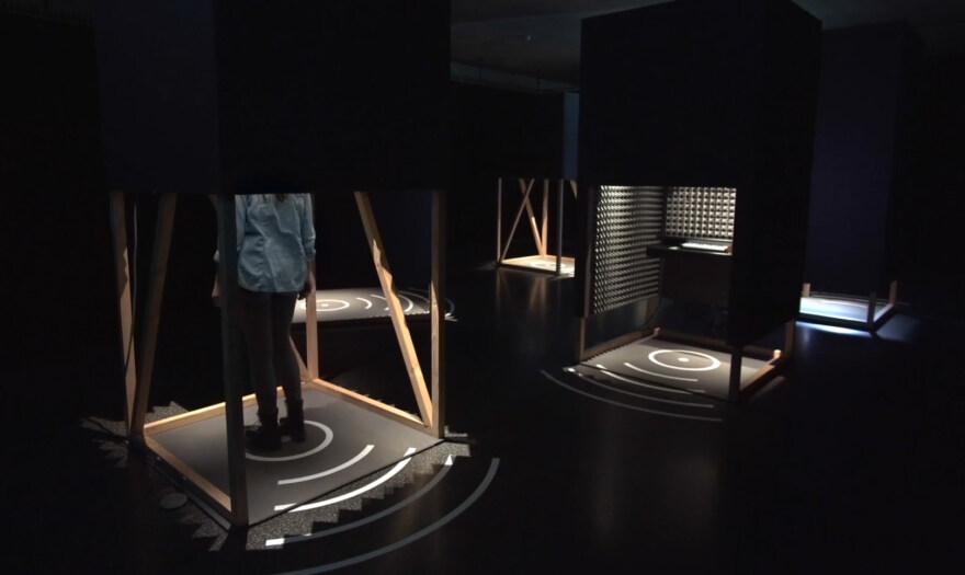 Artikelbild für: Hören als Erlebnis: Sound of Stuttgart – eine Ausstellung zum Hören