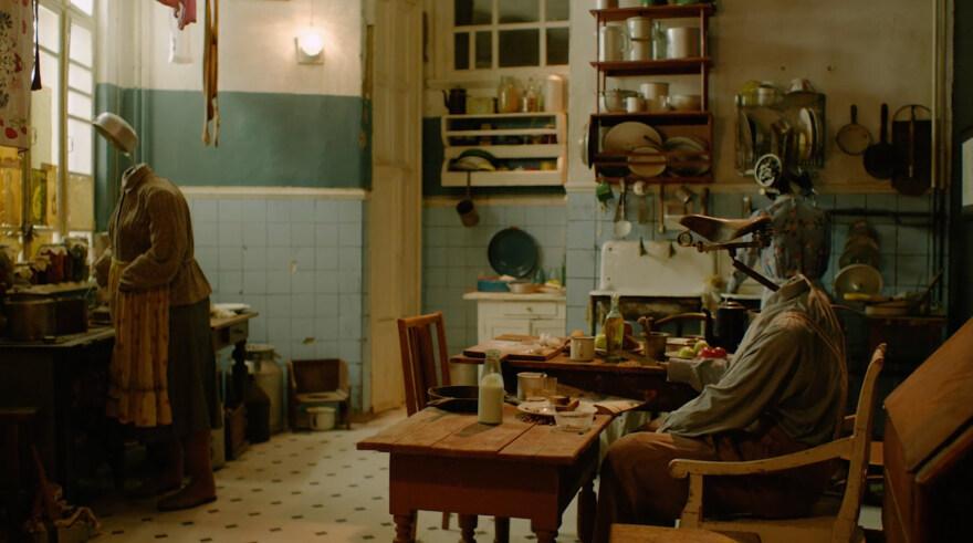 """Artikelbild für: Außergewöhnliche Räume: """"Seven Worlds of Vysotsky"""" – Ausstellung von Lorem Ipsum"""