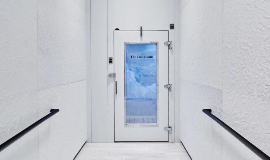 """Artikelbild für: Kommen nach Corona die """"sinnvollen"""" und """"nützlichen"""" Markenerlebnisse? Beispiel """"Cold Room"""""""