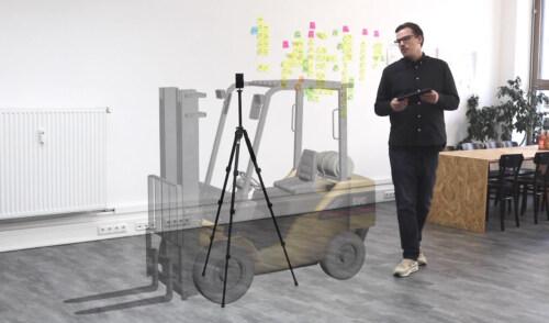 Artikelbild für: Digitale Produktpräsentation mit 360° Video & Virtual Reality – Remote Presence von Fluur