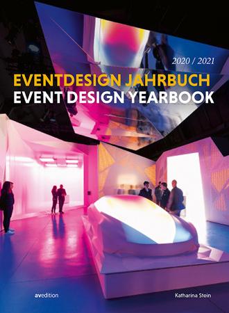 Buchcover von Eventdesign Jahrbuch 2020/2021