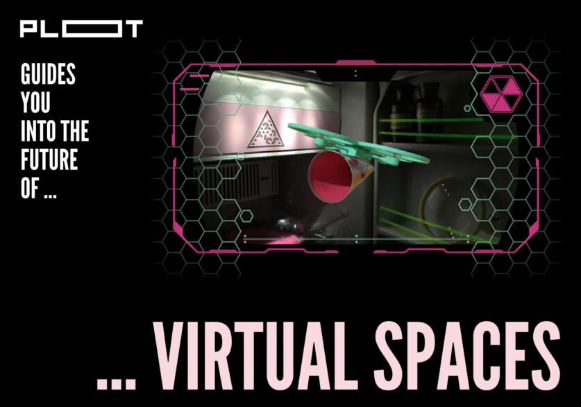 Artikelbild für: Virtuelle Räume und digitale Erlebnisse: Meinungen, Projekte und Ideen im neuen digitalen PLOTguide