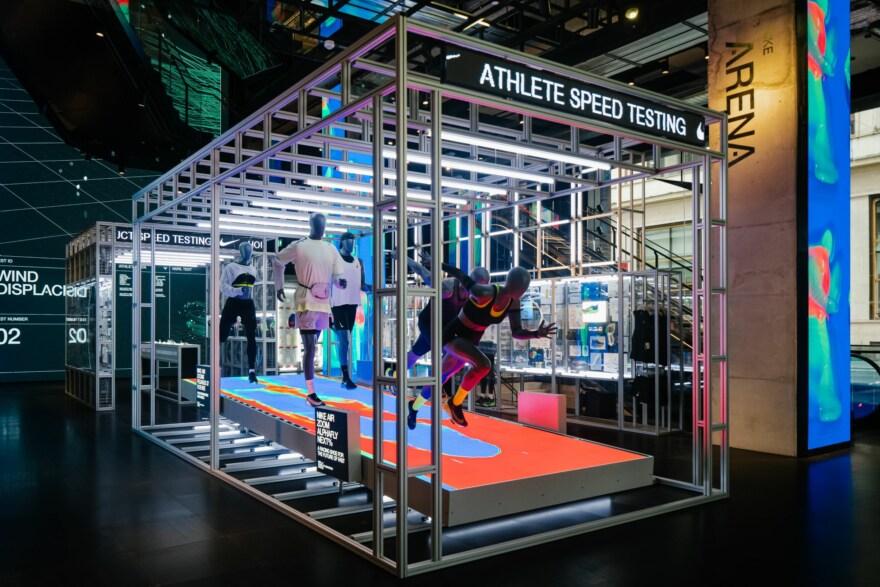 """Artikelbild für: Drittes Nike """"House of Innovation"""" in Paris"""