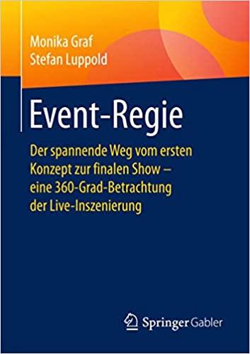 Buchcover von Event-Regie