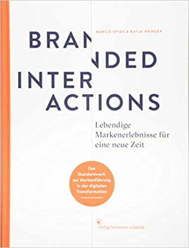 Buchcover von Branded Interactions