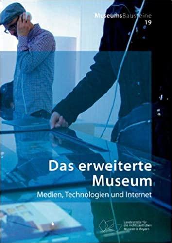 Buchcover von Das erweiterte Museum: Medien, Technologien und Internet
