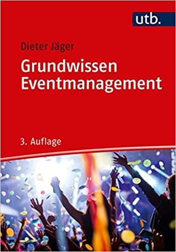 Buchcover von Grundwissen Eventmanagement