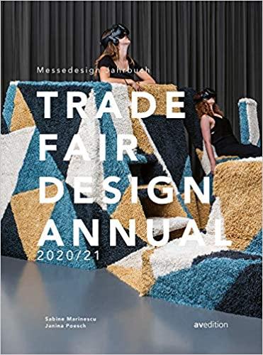 Buchcover von Messedesign Jahrbuch 2020/2021