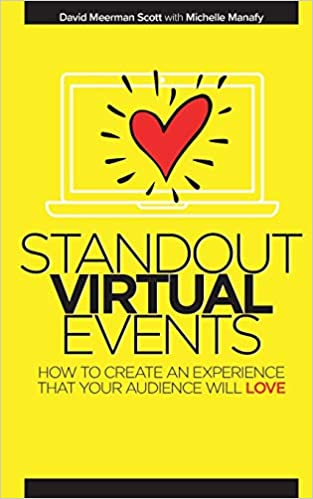 Buchcover von Standout Virtual Events