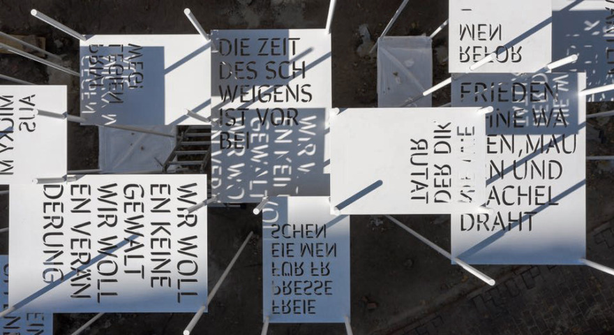 """Artikelbild für: Ein Denkmal mit Augmented Reality Anwendung: """"Perspektiven zur Freiheit"""""""