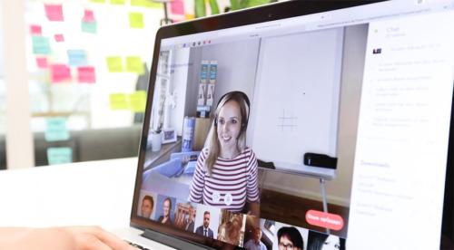 Artikelbild für: Digitales Sales Event – schlicht & fokussiert: Lyreco B2B Interaktionsplattform