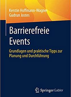 Buchcover von Barrierefreie Events