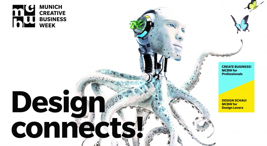 Artikelbild für: Event Tipp: Munich Creative Business Week (MCBW)