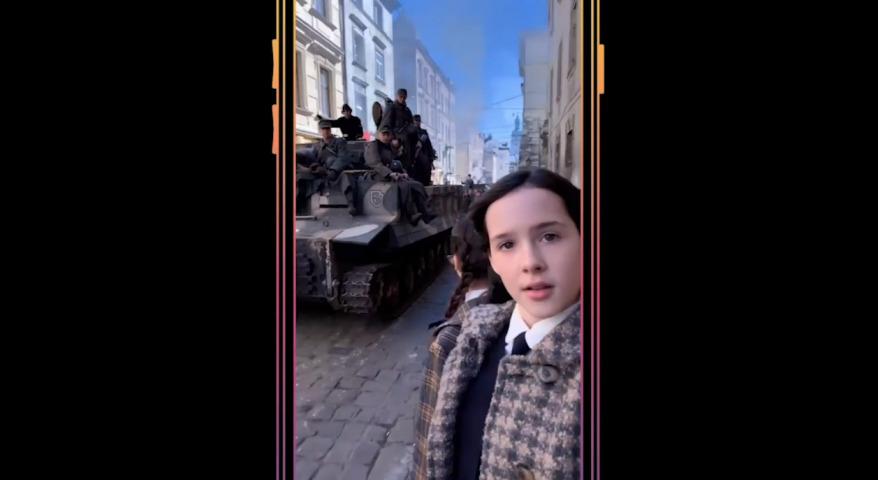"""Artikelbild für: Social Media Kampagne zum Holcaust-Gedenktag: """"Eva Stories"""""""