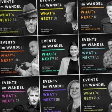 Titelbild des Podcasts Events im Wandel